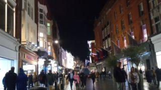 市内の夜景